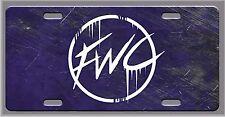 Future War Cult Destiny License Auto Tag/Room Sign playstation xbox 360 games