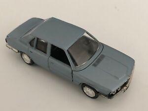 Rare and Collectable Schuco BMW 525 E12 in Saphire Blue Metallic #26-1625