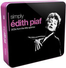 Edith Piaf, Édith Piaf - Simply Edith Piaf [New CD] UK - Import