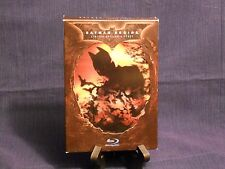 Batman Begins (Blu-ray Disc, 2008, Limited Edition Giftset) Christopher Nolan
