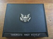 America's First medals Washington Before Boston