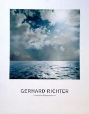 Gerhard Richter Seestück hochwertiger Offsetdruck