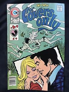 Charlton Comics For Lovers Only No. 84 1976 Comic Book