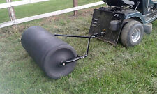 "36"" TOW BEHIND LAWN ROLLER FITS RIDE ON LAWN MOWERS / TRACTORS / LAWNMOWER"