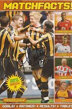 HULL: MICHAEL TURNER SIGNED A4 (12x8) MAGAZINE PICTURE+COA
