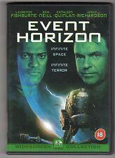 (GU740) Event Horizon - 2000 DVD