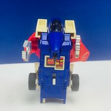 Transformers Gobots figure toy robot Hasbro Takara 1985 Tomy Japan R-12 plane 2