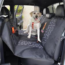 Pet Seat Cover Universal Rear Bench Hammock Universal Fit for Car Suvs Van Truck