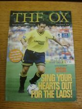 12/12/1998 Oxford United v Birmingham City  . Thanks for viewing this item, buy