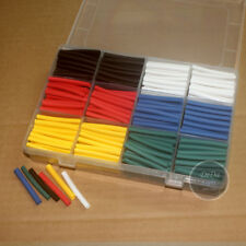 540pcs/4mm 2:1 Insulation Shrinkable Heat Shrink Tube Tubing Kit (6 Color)