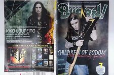 05884 ARCH ENEMY CHILDREN OF BODOM EXTREME ACCEPT BURRN! 2012 Japanses Magazine