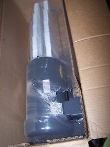 "NEW BALDOR 7.5 HP AC ELECTRIC MOTOR 184TZ 208-230/460 VAC 3450 RPM 1-3/8"" X 18"""