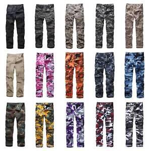 Propper Uniform BDU Pantaloni Ripstop Esercito Combate Asian Tiger Stripe Camo
