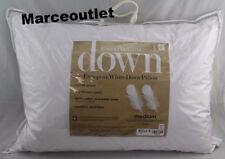 Charter Club European White Down Medium Density STANDARD / QUEEN Pillows