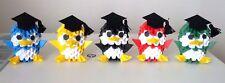 DIY 3D Origami Penguin Scholar Kit - Paper Modules - New A Set of Five Penguins