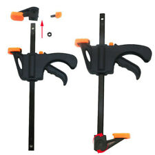 4 inch Quick Adjustable Woodworking Clip Grip Squeeze Clamp Wood Carpenter Tool