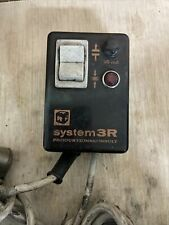 System 3R Electromagnetic Control Switch Used