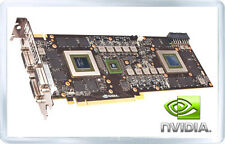 NVIDIA GEFORCE GTX 690 FRIDGE MAGNET IMAN NEVERA