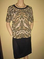 Hobbs Women's Short Sleeve Midi