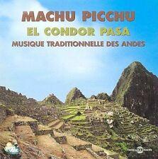 Machu Picchu El Condor Pasa: Musique, New Music
