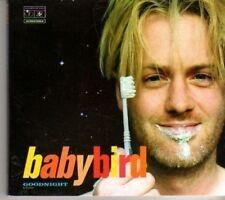 (CX431) Babybird, Goodnight - 1996 CD