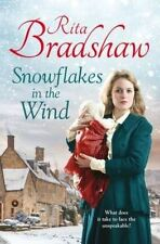 """NEW"" Snowflakes in the Wind, Bradshaw, Rita, Book"