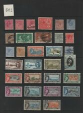 Lot BH1: Bahamas selection of early used stamps