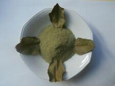 Feuilles de Combava en poudre de Madagascar en sachet de 25 gr / Citrus hystrix