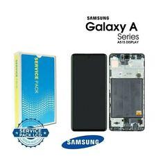 Samsung GH97-21696C Schermo Assemblaggio con Cornice per Galaxy S9 - Grigio Titanio