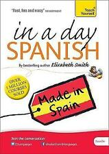 Beginner's Spanish in a Day: Teach Yourself: Audio CD by Elisabeth Smith (CD-Audio, 2013)