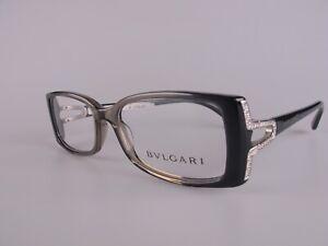 Bulgari 4049-B Eyeglasses Frames NOS Size 51-16 135 Made in Italy