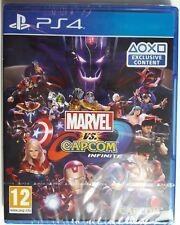 Marvel Vs Capcom Infinite - PS4 - New and Sealed