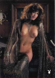 Playboy Jumbo Trading Card 1995 #3BB Barbi BENTON