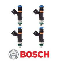 Genuine Bosch 550cc Fuel Injectors (4) for: VW / AUDI 4 CYLINDER 0280158117