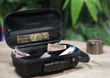 Kashmir Smell Proof Bag with Lock Odor Proof Stash Case Container Storage
