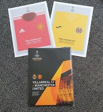 More details for uefa europa league final 2021 programme + double sided teams poster! in stock!!