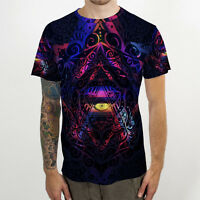 Illuminati Fullprint T-Shirt For Men