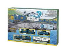 Bachmann HO Scale CSX Coastliner Electric Train Set 00734