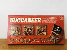 Buccaneer Vintage Board Game Waddingtons - Not Complete