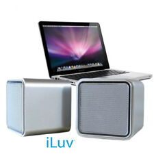 iLuv Sound Cubes - Compact USB Powered Stereo Speakers