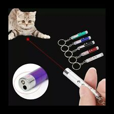 New listing New Small Mini Red Laser Pointer Pen Led w/ Money Detector Child Pet Cat Toy Ahy