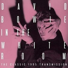 DAVID BOWIE 'IN THE WHITE ROOM' (The Classic 1995 Transmission) CD (6 Nov. 2020)