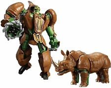 TAKARA TOMY TRANSFORMERS LEGENDS BEAST WARS LGEX RHINOX FEST 2016 EXCLUSIVE