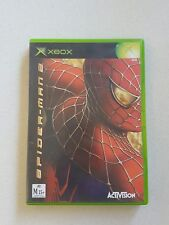 SPIDER-MAN 2 - with manual - XBOX GAME - VGC