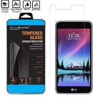 Tempered Glass Screen Protector For LG K4 2017 / Phoenix 3 /  Fortune / Rebel 2