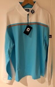 FootJoy Titleist Chill-Out 1/4 Zip Pullover XL Athletic Fit