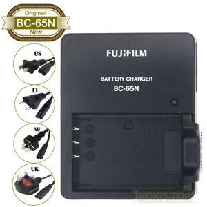 Original FUJIFILM BC-65N Charger For FinePix X100S X100T X70 X30 X-S1 F30 NP-95