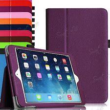 Piel Artificial plegable libro soporte Funda para iPad 5/4/3/2 Samsung Tab ,