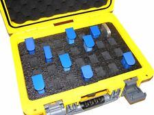 Invicta precut 27 mag pistol handgun gun military foam insert upgrade watch case