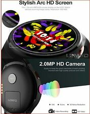 """AMOLED 3G Smart Watch Phone - LEMFO LES1 1.39"""" 16GB Android 5.1"""